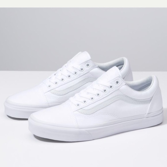 0a5a117f9b Vans Vans Vans Shoes Skool Poshmark Poshmark Poshmark Poshmark Canvas Old  White qRvw4n1qzB